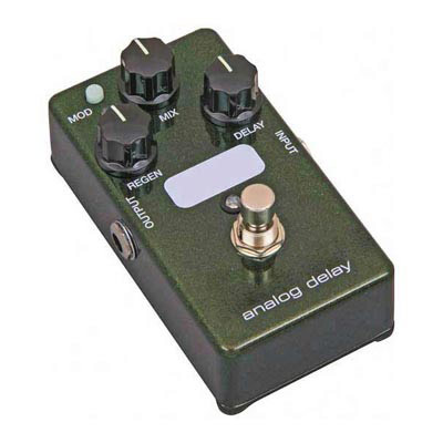 Delay Pedal Extreme Edition
