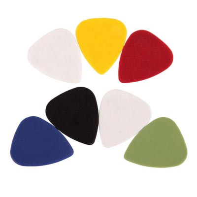 Guitar Picks (6 Pack)
