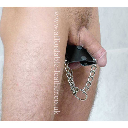 Leather Parachute Ball Stretcher